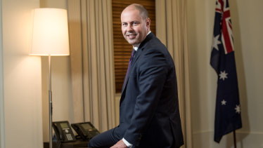 Treasurer Josh Frydenberg is busy campaigning and putting together a federal budget.