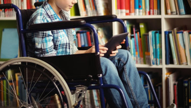 Schools in disadvantaged areas have more special needs classes than those in affluent ones.