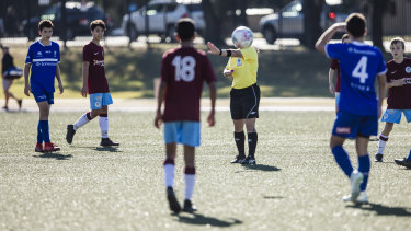 """Soccer officials have proposed a """"chillout shutdown weekend"""" following a spike in bad behaviour."""