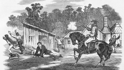From the Archives, 1865: Bushranger Daniel 'Mad Dog' Morgan killed in shoutout