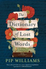 The Dictionary of Lost Words is published on March 31.