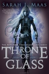 Lynette Noni is working with Sarah J. Maas on her series.