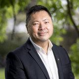 Race Discrimination Commissioner Chin Tan.