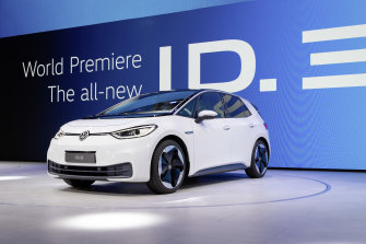 The ID.3 is one of the company's more popular electric vehicles.