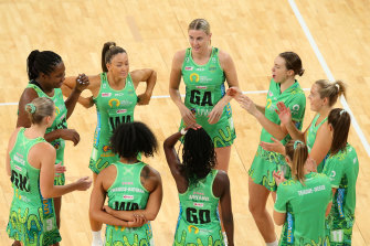 It is unfair that West Coast Fever players and coaches are the public faces of a mistake made by faceless administrators.