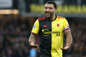 Watford captain Troy Deeney did not return to training last week over concerns about his son's health.