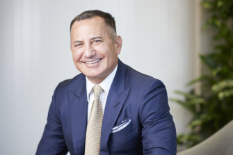 BoQ chief executive George Frazis says he is 'really excited' about the ME Bank acquisition despite rising costs.