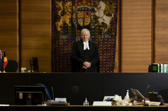 NSW Drug Court Senior Judge Roger Dive says no one chooses to be a drug addict.