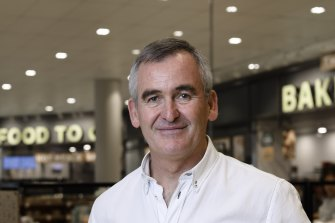 Woolworths CEO Brad Banducci said he was pleased the deal could now go ahead.