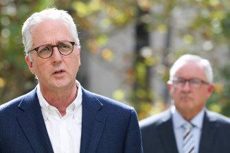 NSW Department of Education secretary Mark Scott.