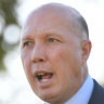 Peter Dutton urges 'sensible' consideration of expanded cyber spy powers