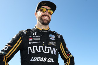 IndyCar drivers James Hinchcliffe (pictured) and Alexander Rossi have accepted a wildcard for Holden heavyweight Walkinshaw Andretti United for the Bathurst 1000.