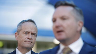 Bill Shorten and Chris Bowen lost after offering an ambitious tax reform agenda.