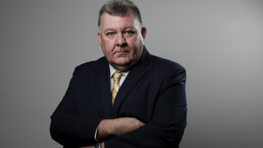 Craig Kelly is chair of the Coalition's backbench environment and energy committee.