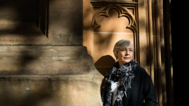 Historian Penny Russell, the-great-great-great granddaughter of Joseph Thompson, happened to be writing his history when his grave was dug up at Central Station.