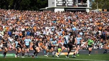 The NRL's digital strategy has helped increase ticket sales for clubs.