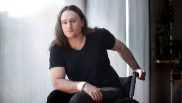 Medical student turned model Jason Clymo has devoted the past few years to increasing the visibility of people with disabilities in the fashion industry.