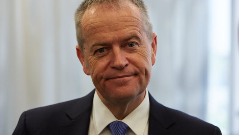 Federal Opposition leader Bill Shorten says the confidentiality of those involved should be protected.