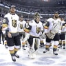 First year desert-based NHL 'misfits' make Stanley Cup finals