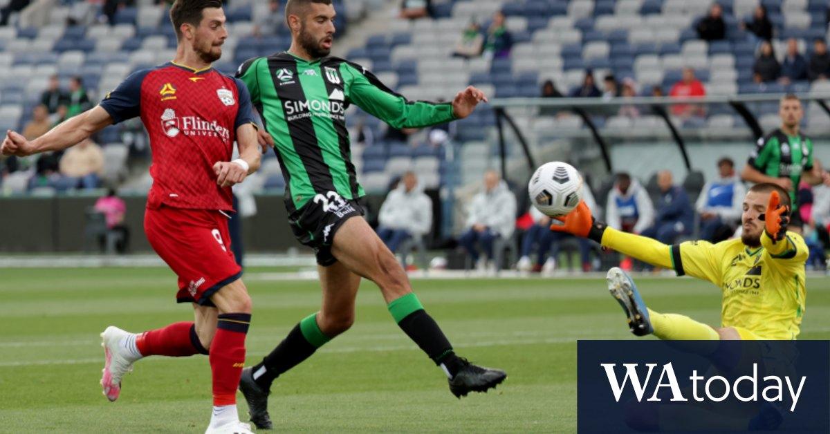 Western and Adelaide can't break deadlock