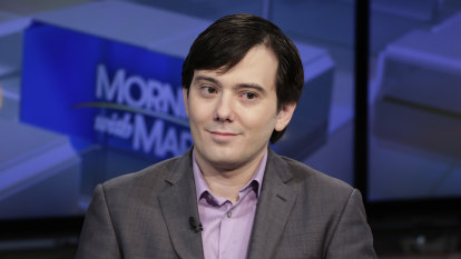 'Pharma Bro' sued by US officials, New York over infamous drug price hike