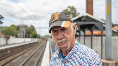 Bob slept on trains. Now he has a home. The fix was simpler than you might think