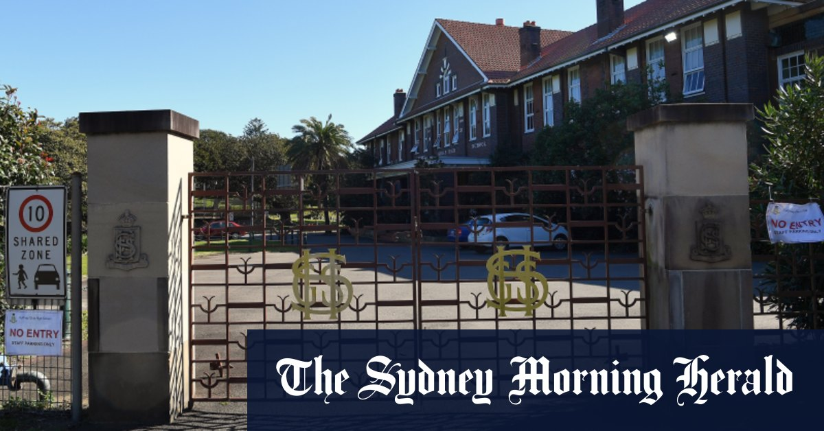 COVID-19 restrictions for NSW schools to be tightened – Sydney Morning Herald