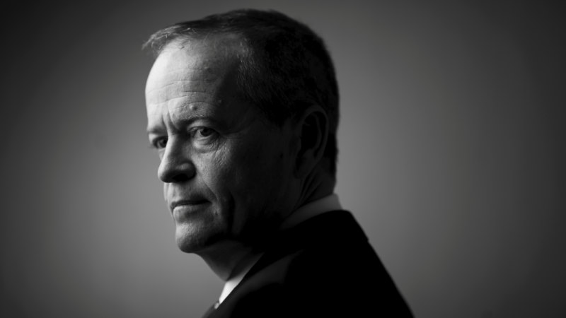 What I learnt about Bill Shorten while documenting his rise and fall