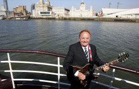 Merseybeat Pacemaker Gerry was rival to the Beatles