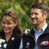 'First dude', Sarah Palin's husband, appears to be seeking a divorce
