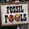 'Sydney is angry': Protesters march to demand urgent action on climate change