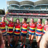 Admiration of the nation: How the Crows built an AFLW powerhouse
