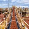 'Nice and dirty': Rio's new mine taps aluminium boom