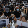 Beijing punishes Cathay for pilot protest in Hong Kong
