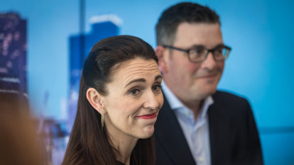 'Corrosive effect on our relationship': Jacinda Ardern criticises Australian laws