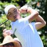 Aussie rookie Min Woo Lee shines at Saudi International