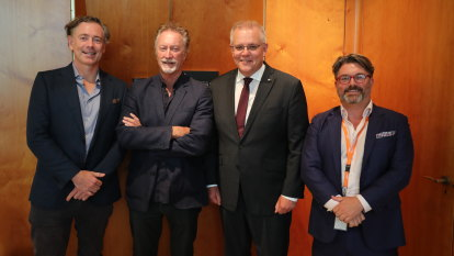 Inside story: How Bryan Brown and the Nationals saved Australian film