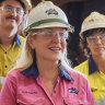 Fortescue expects 2400 hires as first sod turned on Eliwana iron ore mine