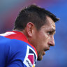 In the name of the father: The burden Mitchell Pearce has carried