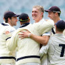 Promising signs for MCG pitch, and Vics