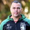 Bunnies back Seibold after Bennett leaves him trapped in burrow