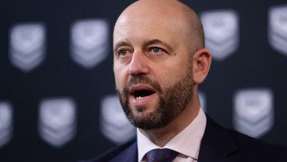 NRL season suspension must send signal to everyone