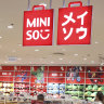 Shares of Chinese retailer Miniso rise in Wall Street debut