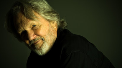 Kristofferson helps us make it through the night