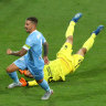 Maclaren's late goal seals victory for Melbourne City