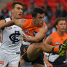 Blues humiliated in a Giant hiding by ruthless GWS