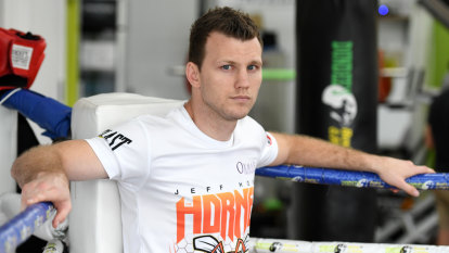 Anthony Mundine's impact on a young Jeff Horn