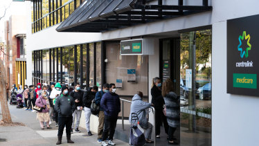 Centrelink recipients found themselves hit with debt notices that did not have a legal basis because of the robodebt scheme.
