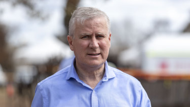 Michael McCormack says Australia needs to do more on climate change.