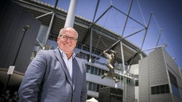 Cricket Australia chairman Earl Eddings was given a big pay rise last year.